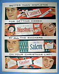 Vintage Ad: 1957 R. J. Reynolds Tobacco Company