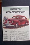 1940 Ford Cars with Great Picture of a Ford Car