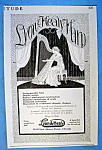 Click here to enlarge image and see more about item 13920: Vintage Ad: 1916 Lyon & Healy Harp