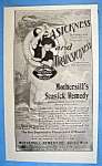 Vintage Ad: 1914 Mothersill's Seasick Remedy