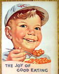Click to view larger image of Vintage Ad: 1953 Van Camp Pork & Beans (Image2)