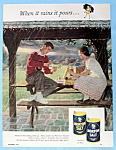 Click to view larger image of Vintage Ad: 1953 Morton Salt (Image1)