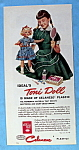 Vintage Ad: 1953 Ideal's Toni Doll