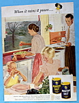 Vintage Ad: 1953 Morton Salt By Douglas Crockwell