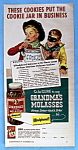 Vintage Ad: 1953 Grandma's Molasses