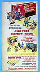 Vintage Ad: 1955 Curtiss Bite Size Candies