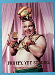 Click here to enlarge image and see more about item 14115: Vintage Ad: 2003 Altoids Tangerine Sours
