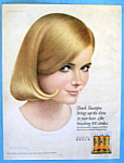 1968 Breck Shampoo w/Blonde By Ralph William Williams