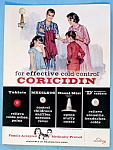 Click to view larger image of Vintage Ad: 1961 Coricidin (Image1)