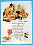 Click to view larger image of Vintage Ad: 1932 Campbell's Tomato Soup (Image1)