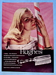 Click to view larger image of Vintage Ad: 1946 Hughes Brush (Image1)