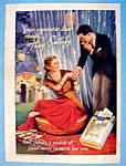 1937 Chesterfield Cigarettes with Woman Reading Hands