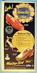 Vintage Ad: 1949 Weather-Bird Shoes