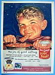 Vintage Ad: 1953 Van Camp's Pork & Beans