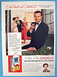 Click to view larger image of 1954 Camel Cigarettes with Dick Powell (Director/Star) (Image1)