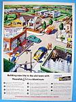 Vintage Ad: 1949 Reynolds Lifetime Aluminum