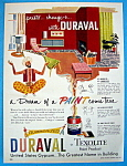 Vintage Ad: 1952 Texolite Duraval