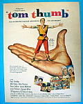 Vintage Ad: 1958 Tom Thumb