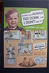 1940 Westinghouse Electric Appliances with Little Boy