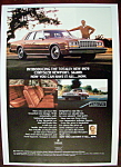 Click to view larger image of Vintage Ad: 1978 Chrysler Newport with Hal Linden (Image1)