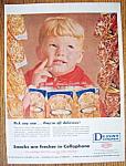 Click to view larger image of Vintage Ad: 1958 Du Pont Cellophane (Image1)