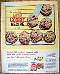Vintage Ad: 1958 Beacon Hill Cookies