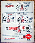 Vintage Ad: 1962 Dr. Pepper with Harmon
