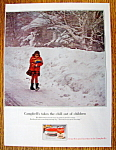 Vintage Ad: 1964 Campbell's Tomato Soup