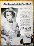 Click to view larger image of Vintage Ad: 1952 Lux Toilet Soap with Arlene Dahl (Image1)