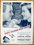 Vintage Ad: 1945 Thirty Seconds Over Tokyo