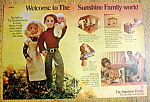 Vintage Ad: 1975 Sunshine Family
