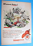 Vintage Ad: 1956 Texaco Dealers