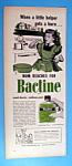 Vintage Ad: 1956 Bactine
