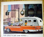 Click to view larger image of 1959 Ford with the Sunliner (Image2)