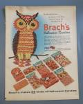1960 Brach's Halloween Candies with an Owl