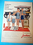 1957 Jantzen Sun Clothes with Matching Outfits