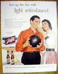 Vintage Ad: 1957 Schlitz Beer