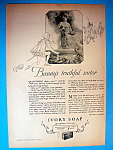 Vintage Ad: 1926 Ivory Soap
