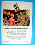 Vintage Ad: 1927 Camel Cigarettes