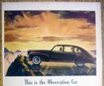 Click to view larger image of 1941 Lincoln Zephyr V-12 with Observation Car (Image2)