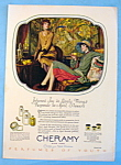 Click to view larger image of Vintage Ad: 1926 Cheramy (Image1)