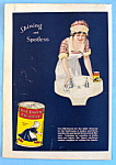 Vintage Ad: 1932 Old Dutch Cleanser