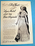 Vintage Ad: 1935 Lux Soap with Alice Faye