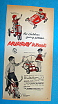 Vintage Ad: 1964 Murray Wheels