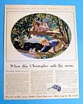 Vintage Ad: 1932  P & G White Naptha Soap