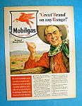 Vintage Ad: 1940 Mobil Gas