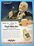 Vintage Ad: 1937 Wilson & Company Tender Made Ham