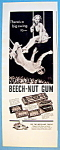 Click to view larger image of 1937 Beech Nut Gum with Trapeze Artists (Image1)
