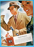 1937 Timely Clothes w/Man Wearing the Timely Climateer