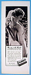 Vintage Ad: 1937 Linit Beauty Bath